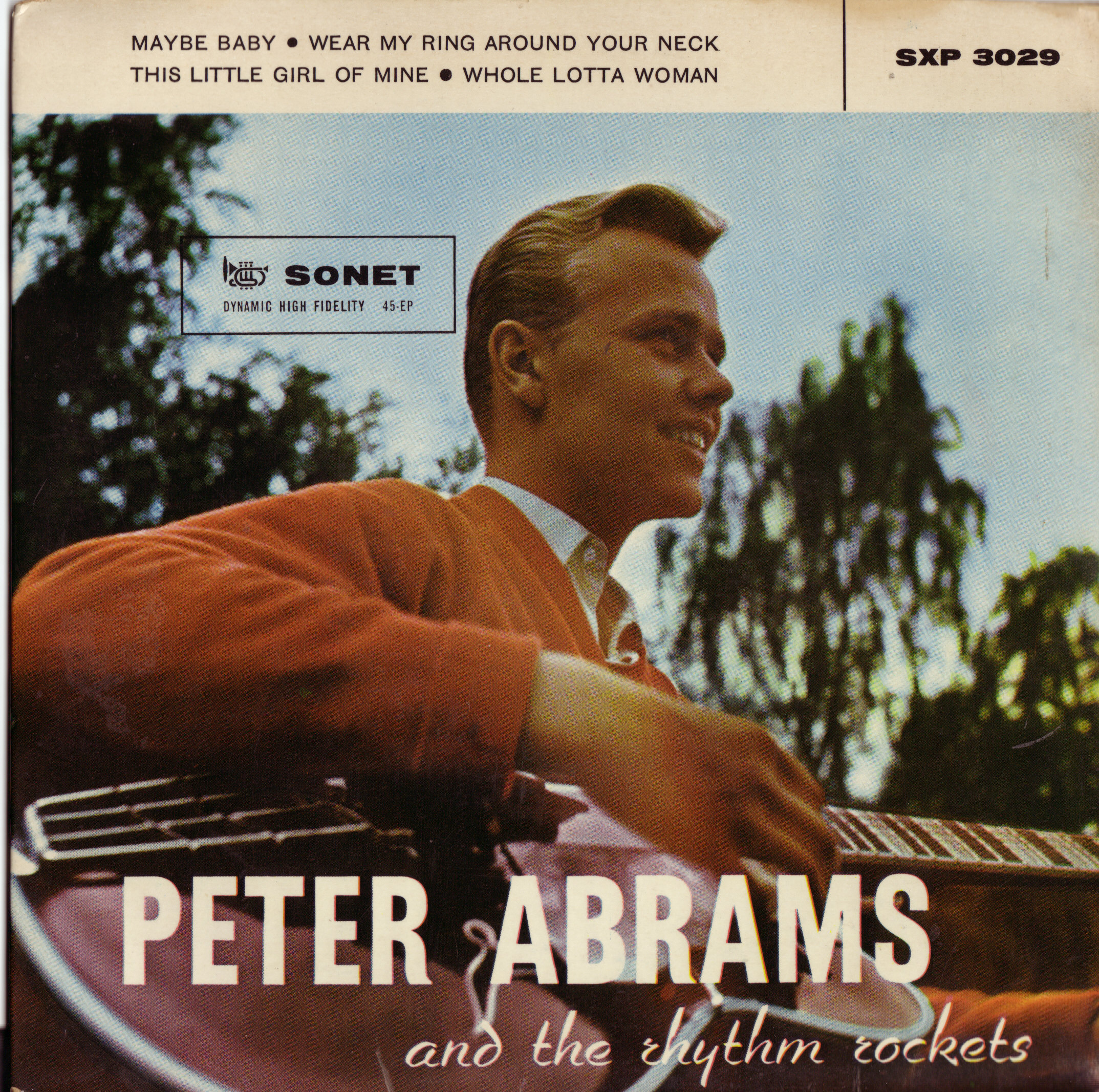 1958  Cover Maybe Baby