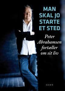 Forside Peter Abrahamsens biografi